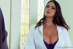 Hardcore Home Visit From A Doctor With Blazing Hot Curves