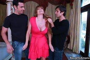 Darla Crane Alan Stafford Ryan Driller In My Friends Hot Mom Upornia Com